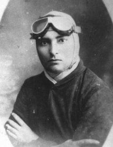 Marcos Sarcos Portillo, en 1926