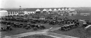 Curtiss Field en Garden City, NY. 1921