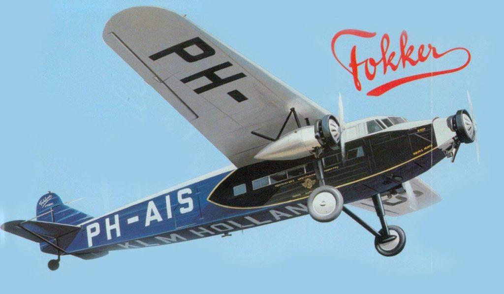 Snip02.Fokker F18 tekening onderzijde