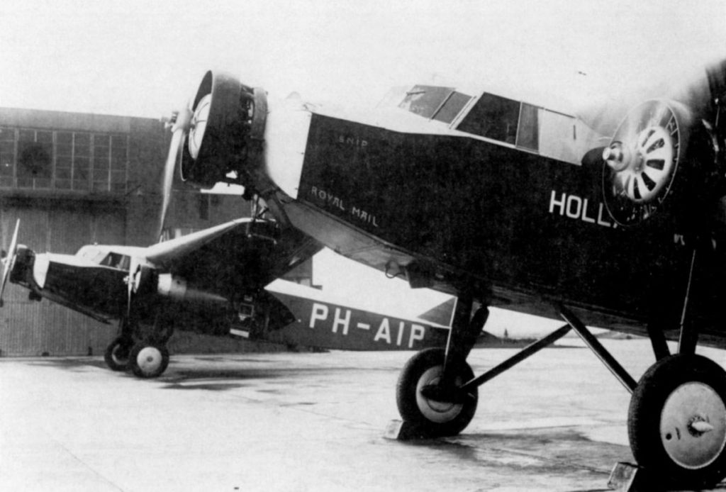 Snip05.Fokker F18 Pelikaan en Snip