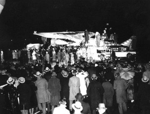 Snip17.Aquí la salida del Snip en 1934 de los Países Bajos. Amsterdam 15-12-1934.SFA222003415