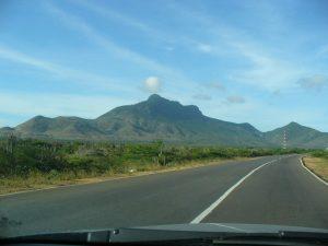 Cerro Santa Ana, Peninsula de Paraguaná, Edo. Falcón, Venezuela.