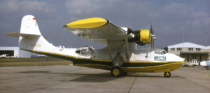 CatalinaLR04.N101CS - PBY-6A - Bu64071 - Cousteau Society Inc – Calypso.Michael Prophet