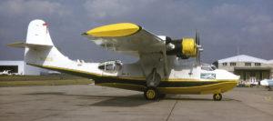 CatalinaLR04.N101CS - PBY-6A - Bu64071 - Cousteau Society Inc – Calypso.Michael Prophet