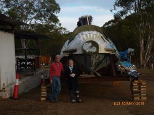 CatalinaLR11.N7238Z ex YV-485C en Australia