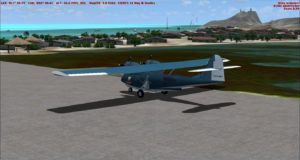 PBY-5A YV-P-APJ Modelo Mike Stone, pintura Diego Dagnino.