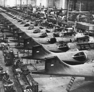 Planta de Manufactura del PBY.