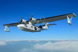 G-PBYA PBY5A Catalina Society - Foto John Dibbs