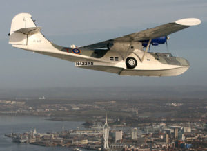 N423RS PBY5A Southern Aircraft Consultancy.