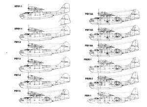 CatalinaLR71.PBY-Catalina-Variantes