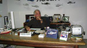 Oficina de Francisco Pacheco, 2013.