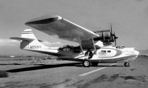BuNo48446.1963-70.N5591V Consolidated PBY-5A Catalina cn 1808 Ed Coates Collection.Early 60s