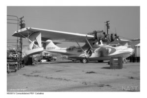"N5591V Consolidated PBY Catalina ""The Magic Carpet"" (1963-1970)"