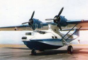 BuNo48446. YV-209CP Catalina Peter Bottome, (1978-1985).