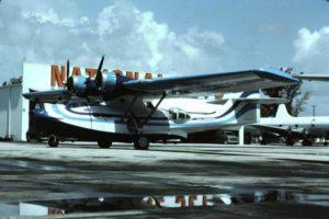 BuNo48446. YV-209CP Catalina de Peter Bottome. 1985