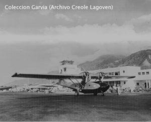 BuNo02963 NC-30005 Catalina PBY-5A, Utilizado por Creole Petroleum Company (ESSO) a finales de los 40, para el suministro de los campos del Delta del Orinoco (1948-51)