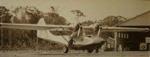 BuNo02963 Hidroavión Catalina, en Cachipo (1948-51)