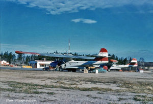 BuNo02963.1959. CF-GLX Canadian Vickers PBV-1A Canso. May1959