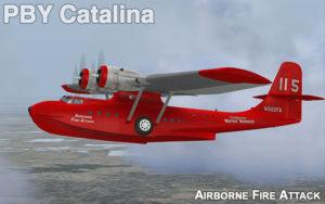 N322FA.Aerosoft PBY-6A-fireattack