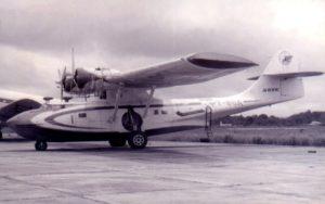 BuNoUnk1.1960.PT-BGA SAVA Aeroporto Internacional de Val-de-Cans, em Belém.1960