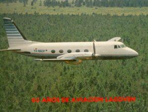 """""""60 años de la Aviación """", Lagoven"""