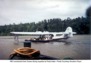BuNo RCAF9793. YV-P-APE Consolidated PBY-5A Canso A Serial Numero 22022. 1955.