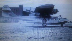 BuNo RCAF9793. YV-P-APE Texaco (1947-1955)