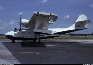BuNoRCAF9793.1974-0213.N6108 PBY-5A Canso A (28) Fort Lauderdale - Hollywood International.Steve Williams
