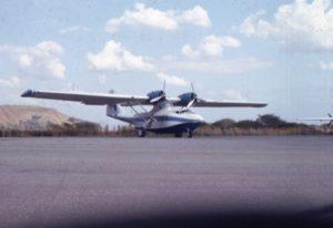 BuNo48412.1987.YV-585CP Camaronera del Sur CA Aeropuerto de Caracas