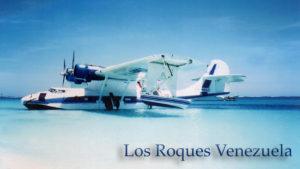 """BuNo48412. YV-584CP - PBY-5A - 1736 Michael Prophet. (1989-1993). Esta foto fue publicada en una edición de la Revista Dominical """"Estampas""""."""