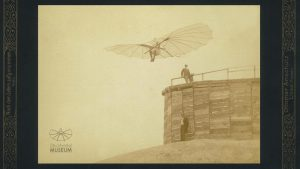 Lilienthal021Vuelo1893_20.DLR to build replica of the world's first series-produced aircraft.Anschuetz_Karton_xl
