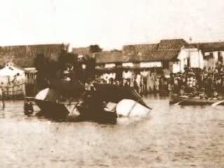 Dic19,1912 Accidente Aéreo en el Lago de Maracaibo 2