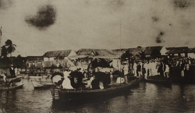 Dic19,1912 Accidente Aéreo en el Lago de Maracaibo 3