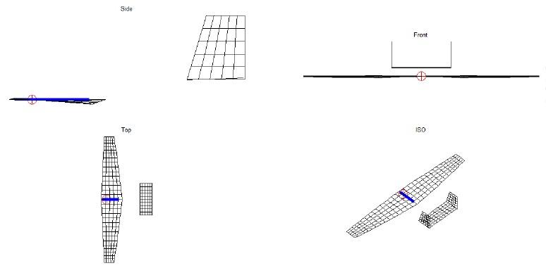 Aplicación del Algoritmo Genético de Optimización en el Titán III - Individuo final