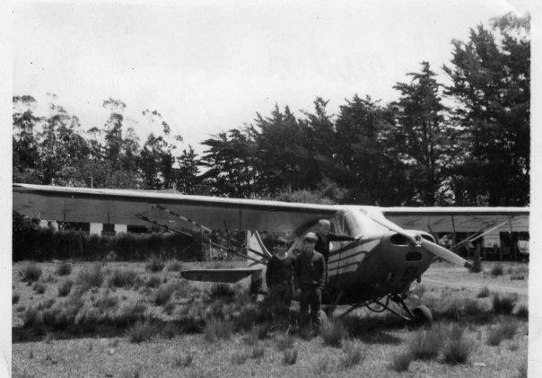 Aeronca Champion 7 E LV-FRC