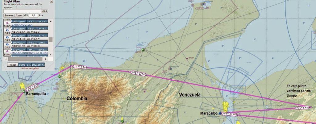 Barranquilla - Maracaibo
