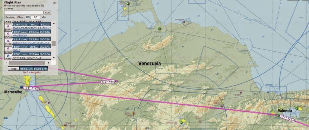 Maracaibo - Valencia