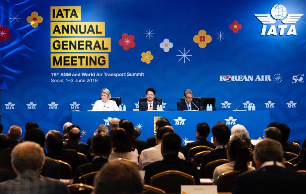 Reunión Anual IATA 2020